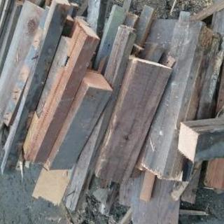 廃材 木材