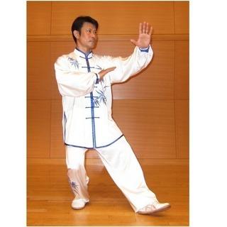 チャンピオンが教える 強くて美しい太極拳教室 入間市健康福祉センター 24式太極拳クラスの画像
