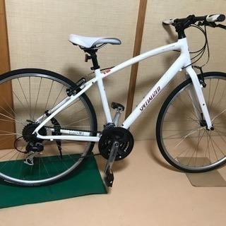 スペシャライズドspecializedのクロスバイク