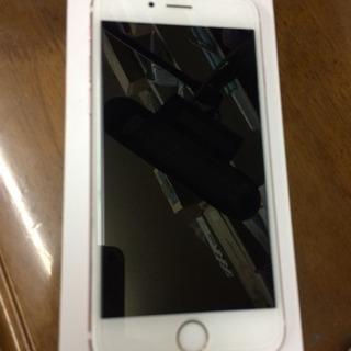 iPhone 6S  128GB SIMフリー ローズゴールド