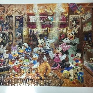 ディズニー ジグゾーパズル 1000ピース
