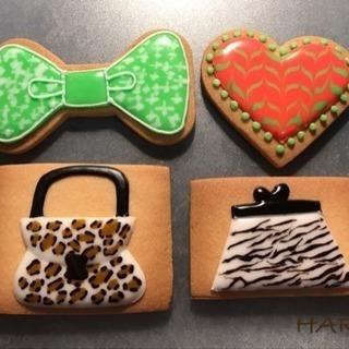 JSAアイシングクッキー認定講師講座/便利なキット付き