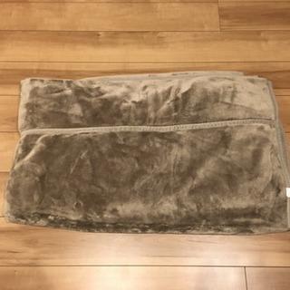 無印良品 毛布 シングル