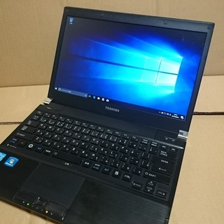 Dynabook RX3 i5 560M 13インチ薄型Wind...