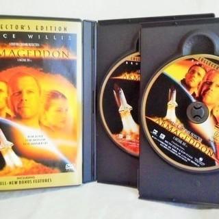 【やり取り中】DVD アルマゲドン - 広島市