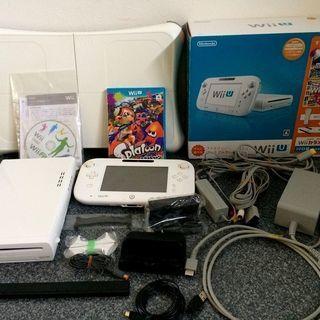 おまけ付 Wii U 本体 ファミリープレミアムセット 32GB ...