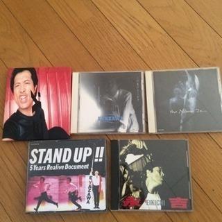 E.YAZAWA 矢沢永吉 CD 5アルバム 6枚