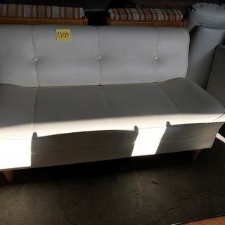 ■■■2人掛け白いソファ