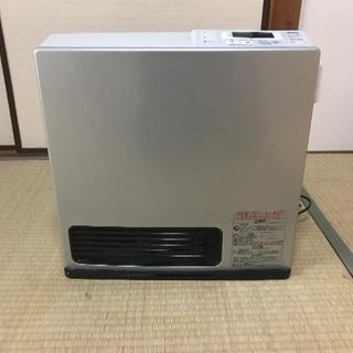 広島ガス ガスファンヒーター
