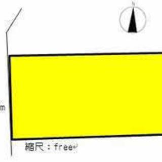 【沼津市大平売地】78.54坪更地渡し可、新築プラン有!