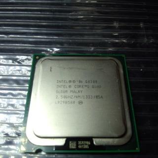 LGA775 CPU Core2Quad Q8300 中古