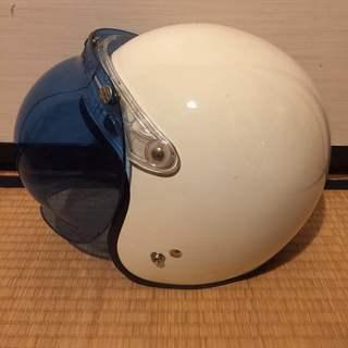ヘルメット・シールドのセット