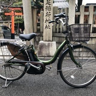 【京の楽チャリ】第2弾 ヤマハ PAS ナチュラ L スーパー ...