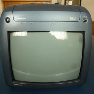 パナ Panasonic テレビデオ TH-14JV1 ジャンク
