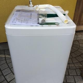 美品 保証残り2年以上 ヤマダオリジナル 洗濯機 YWM-T45A...
