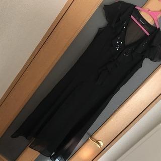 *ボナジョルナータブラックドレス*