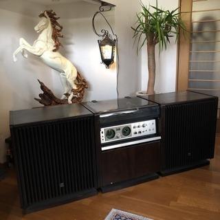 家具調 ステレオ Victor CD-4 system   アンティーク