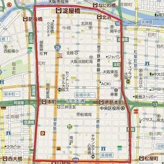 1/29(月) 船場ツアー下見会(船場地域街歩き)