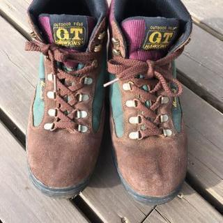 登山靴 ホーキンス