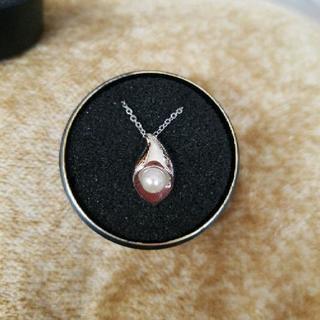 田崎真珠 アコヤ真珠のネックレス