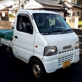 軽トラック H13  走行83500㎞  5F  2WD
