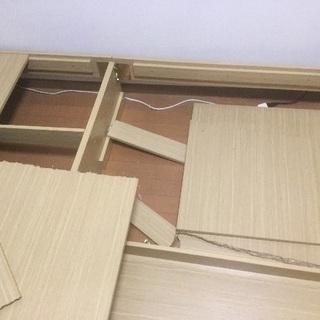 収納ベッド補修 (壊れた所の直し)して下さる方