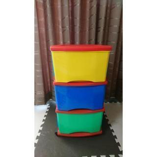 収納ケース 収納ボックス 3段