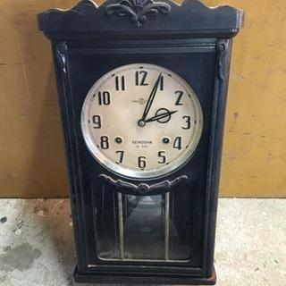 SEIKOSHAの古時計