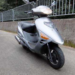 ベクスター 125cc キック付