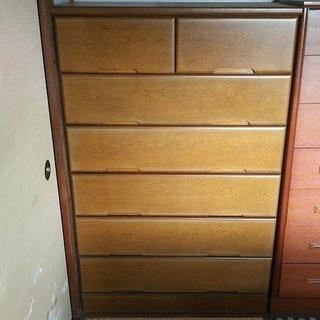 ◆ 昭和のレトロな《整理箪笥》です!サイズは幅740mm 奥行45...