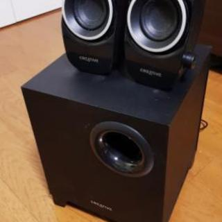 Creative speakers SBS A350 2.1ch