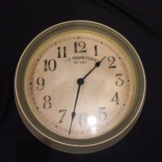 ★オールディーズ壁掛け時計★