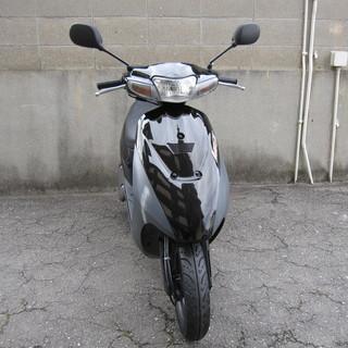 スズキ レッツ2 CA1PA AZ50UX 2スト黒スクーター