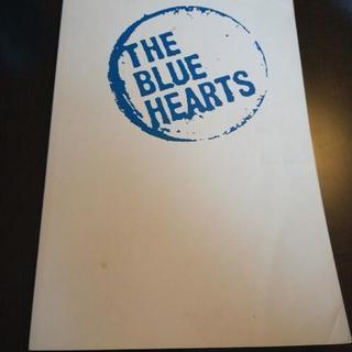 THE BLUE HEARTS スーパーベスト バンドスコア
