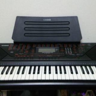 CASIO 電子キーボード CTK-711EX