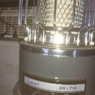 電気ストーブDS-710