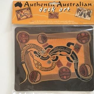 ★マウスパッド Authentic Australian des...
