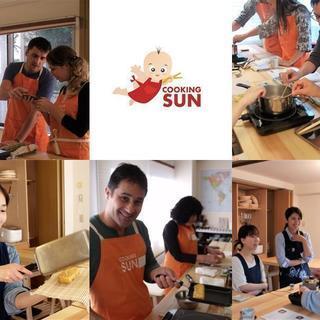 外国人向け料理教室のインストラクターを募集します!