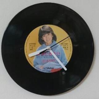 松本伊代 レコード 時計