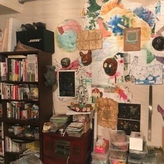 相模原市緑区子ども絵画造形教室  生徒募集中です。