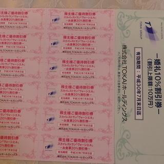 静岡駅前スカイレストラン[ヴォーシェル]のお食事20%割引券が12枚