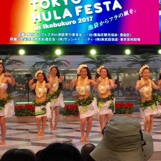 池袋・板橋区のフラ・タヒチアンダンス教室 Pualani's Hula&OriTahiti 池袋クラス ☆ 初めての方からショーダンサー志望の経験者さんまで大歓迎です! − 東京都