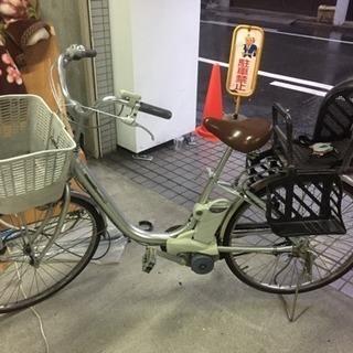 美品 パナソニック電動自転車