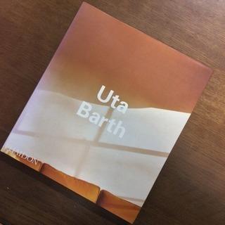 「Uta Barth 」ペーパーバック 写真集 美品