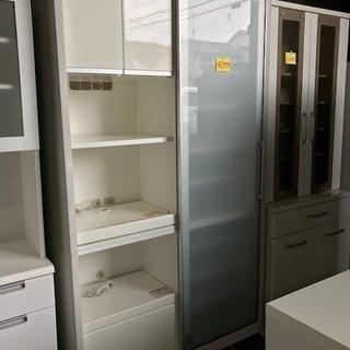 大型キッチン収納