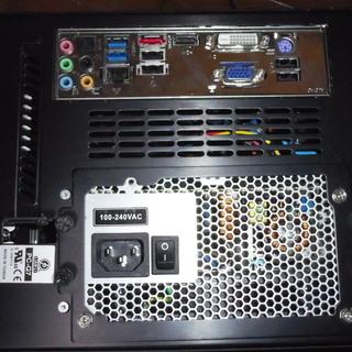 MINI-ITXマザー小型PC Core i5-2500/8GB/1TB