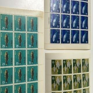 魚の切手3