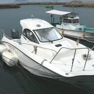 ヤマハ プレジャーボート YF24FSR 福岡 平成27年3月初回...