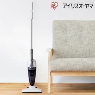【新品未使用】アイリスオーヤマ掃除機 2WAYスティッククリーナー