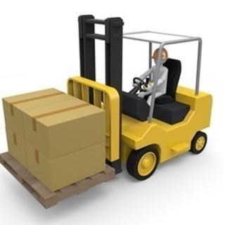 【急募】カウンターフォークにて運搬及び製造場向けの簡単なピッキング...